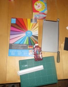 Rubik's Würfel Material